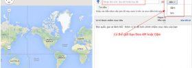 Cài đặt vị trí và ngôn ngữ trong tài khoản Google Adwords
