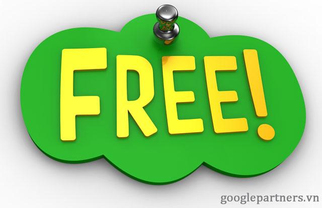 Quảng cáo trên Google miễn phí