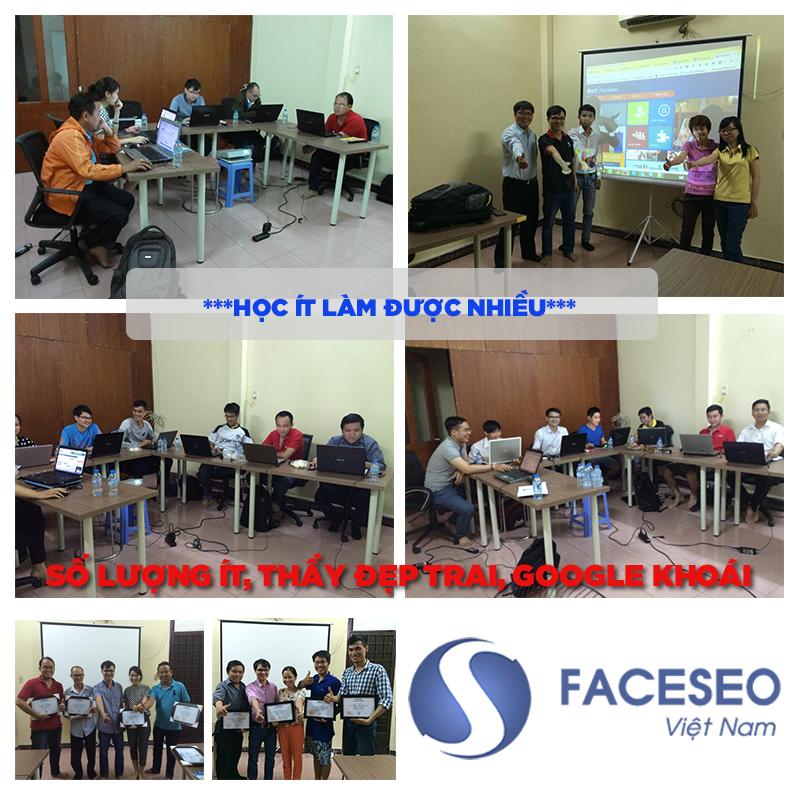 Học SEO chuyên sâu tại nhà Linh Nguyễn