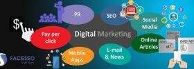 Học Digital Marketing tại Faceseo