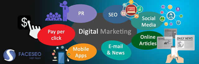 Học Digital Marketing tại Faceseo