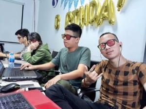Sau 3 tuần tham gia, các học viên đều trở thành chuyên gia về Digital Marketing
